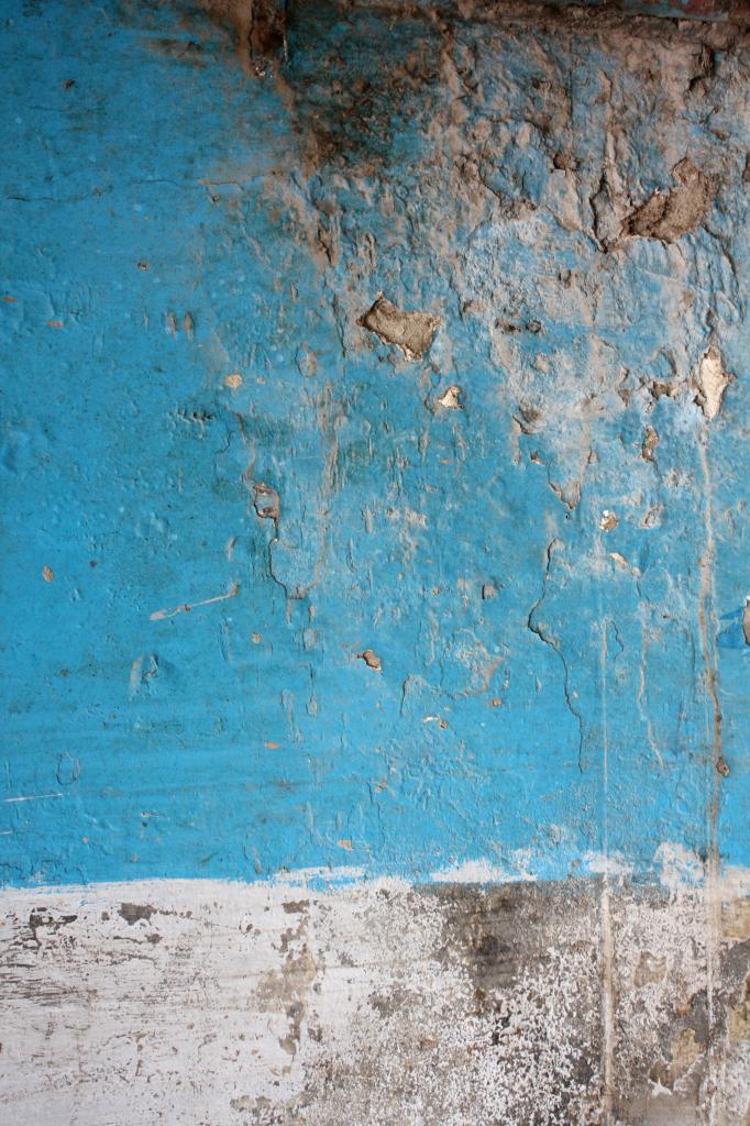 Mur Bleu-clair